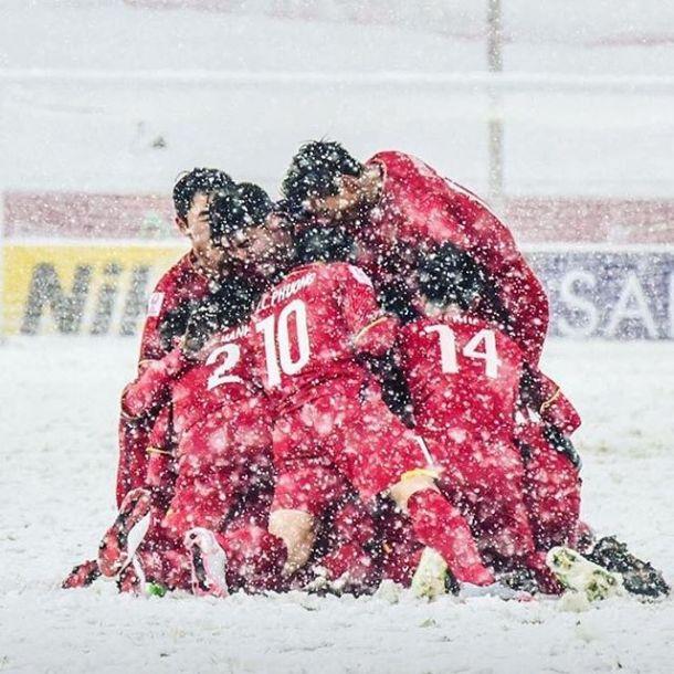 KHÔNG CÓ GÌ TỰ NHIÊN MÀ CÓ – Đội tuyển Bóng đá U23 Quốc gia Việt Nam