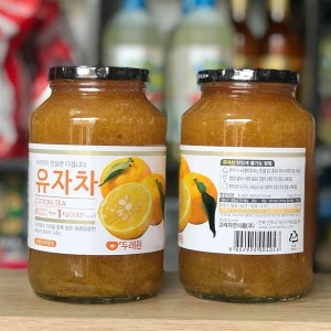 MẬT ONG CHANH CITRON TEA DOORAEONE 1kg