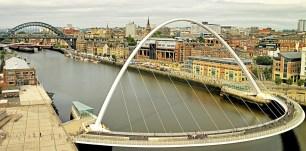 Photo Courtesy of Julie, Tyne bridge