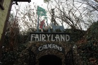 Fairyland Caverns - Chattanooga (Tennessee), USA - February 2017