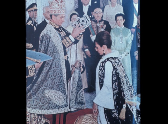 the shah and his queen