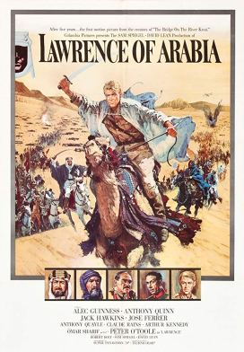 te lawrence of arabia