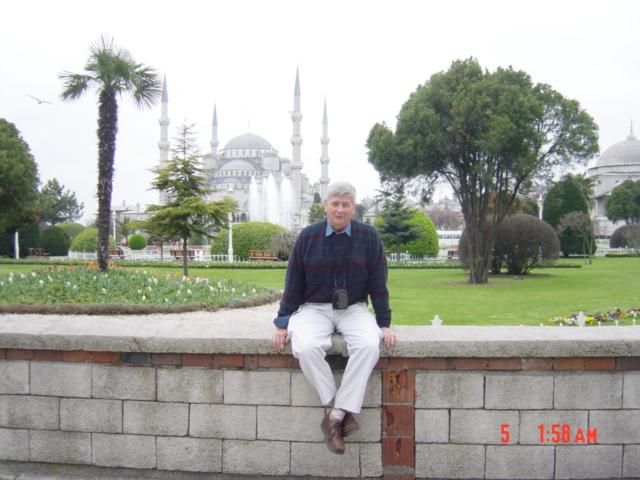 Turkey Saint Sophia