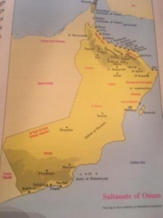 map oman2