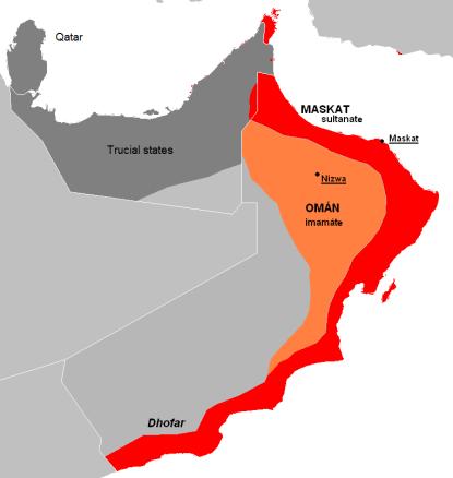 Maskat_&_Oman_map