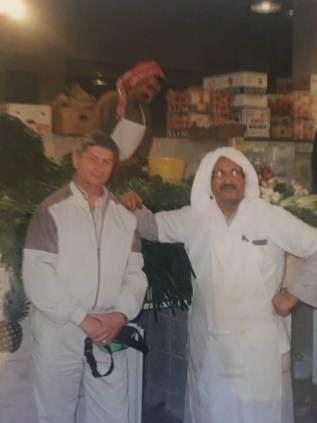 me with grocer