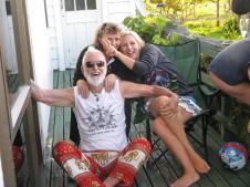 Jack, Kerry and Adele