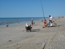 Fishing on 80 mile beach WA (photo by Jack)