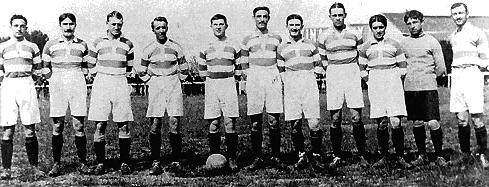 04 (E12) Olympique Cette 1914