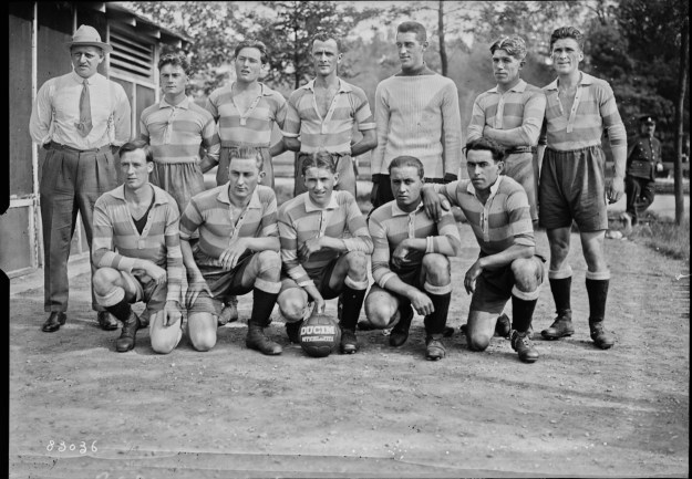 06 (E12) Olympique Cette 1923