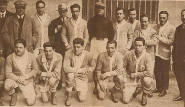 08 (E12) Olympique Marseille 1926