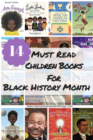 Children Books to Read During Black History Month