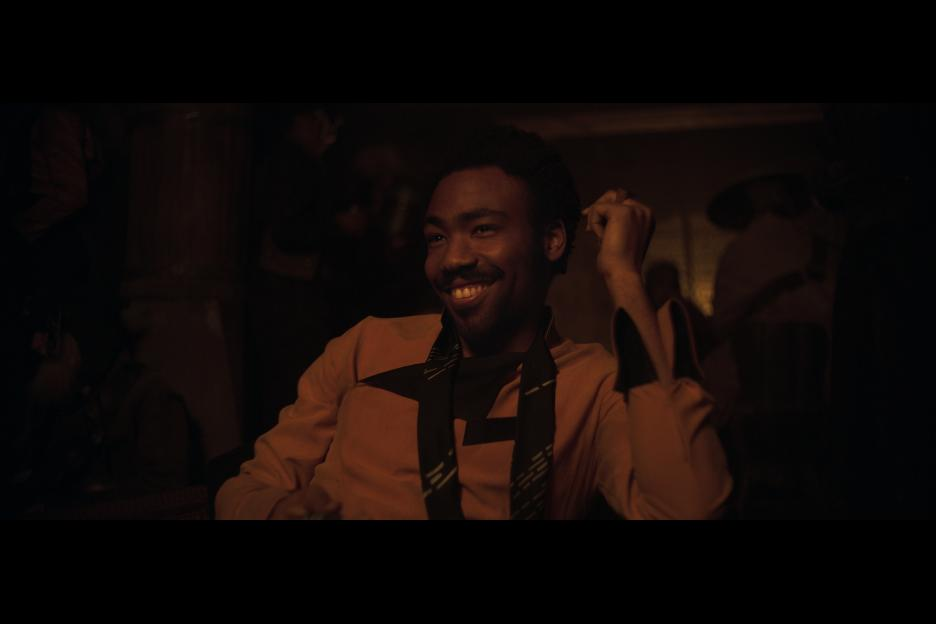 Donald Glover Star Wars SOLO