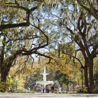 Forsyth Park- Savannah, GA