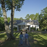 Roosevelt's Little White House State Historic Site- Warm Springs, GA