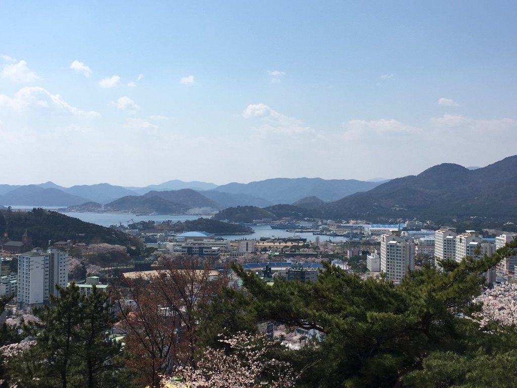 Jinhae Coast