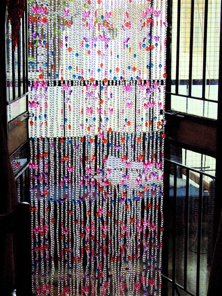Butterfly Acrylic Crystal Bead Curtain  Memories of a