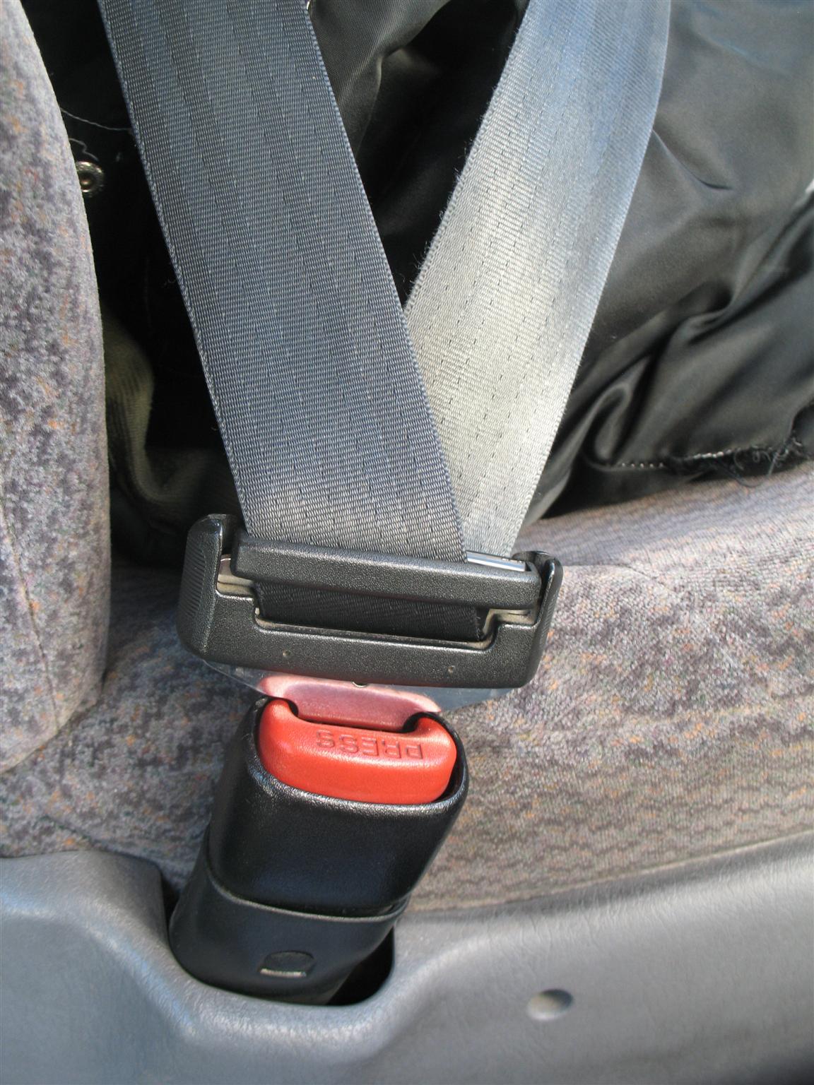 Dad S Dislike Of Seat Belts