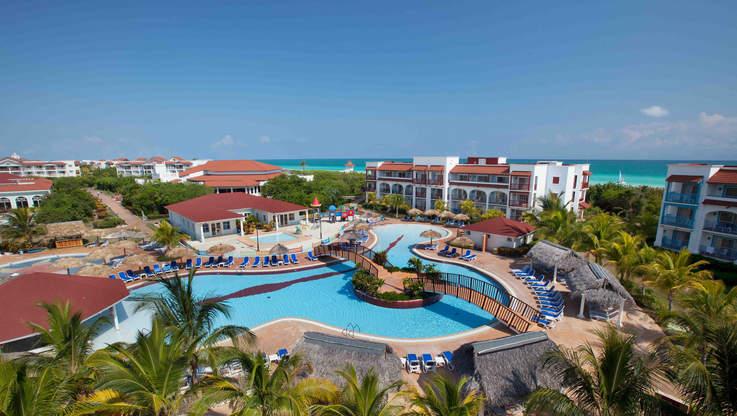 Hotel Sol Cayo Santa Maria Cuba