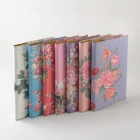 Flower wow notebook