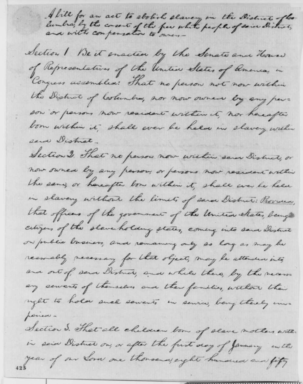 medium resolution of Lesson Plan - Lincoln's First Inaugural Address