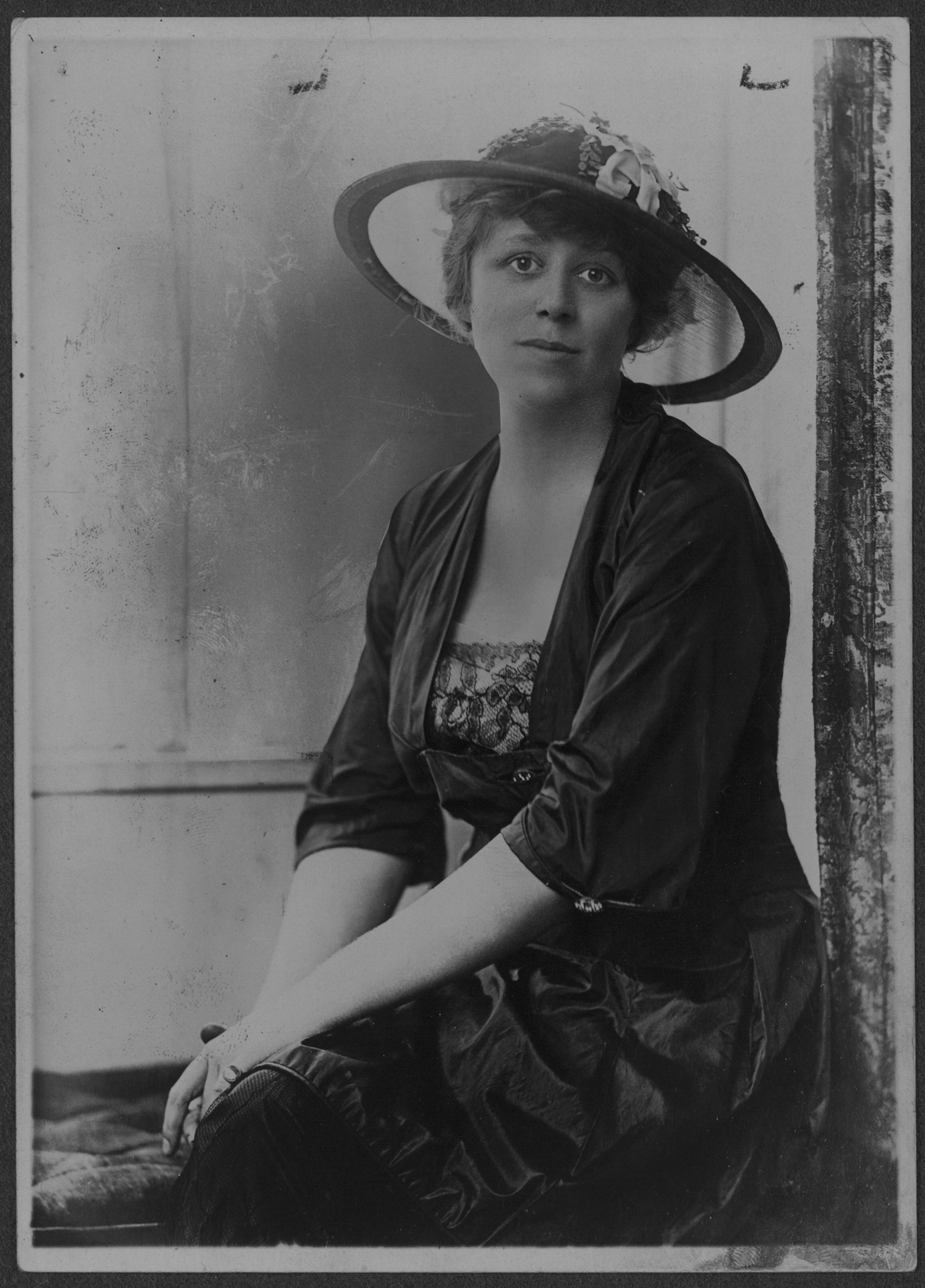 Lucy Burns And Alice Paul