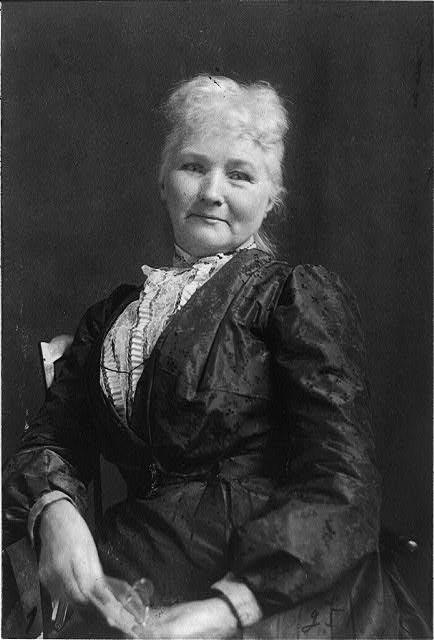 Mary Harris Mother Jones, c1902 November 4. (Library of Congress)