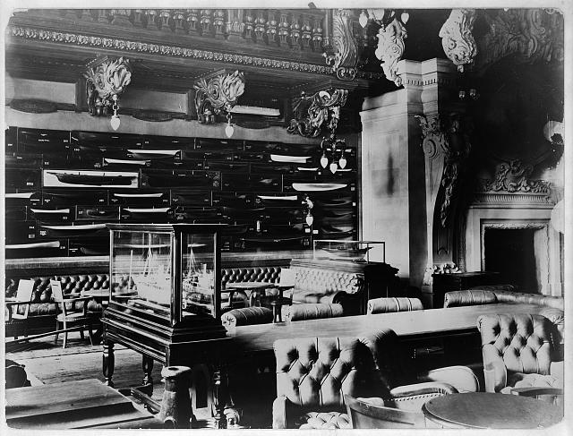 Model room (1901)