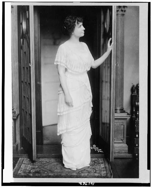 Helen Keller, c.1914 (Library of Congress)