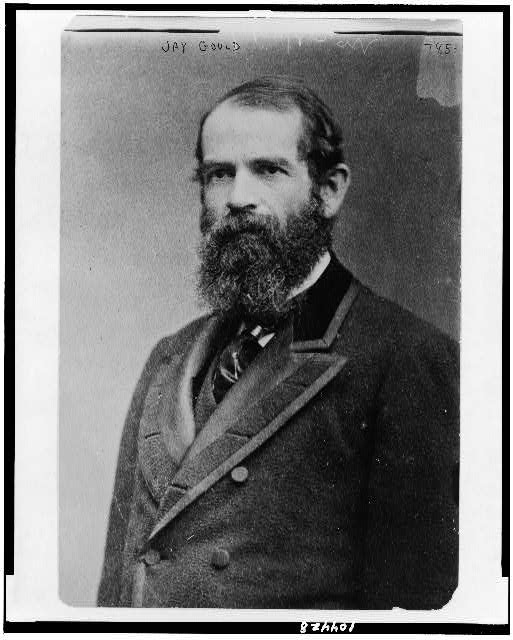 Jay Gould (between 1865 and 1892)