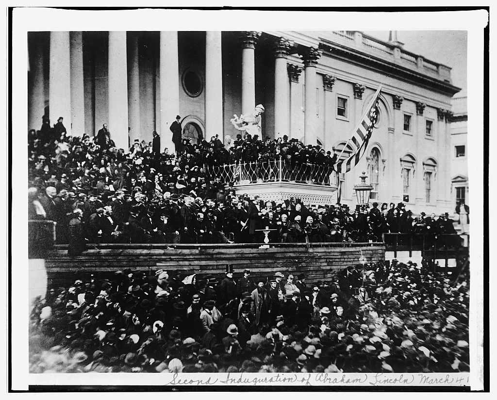 Second Inauguration of Abraham Lincoln