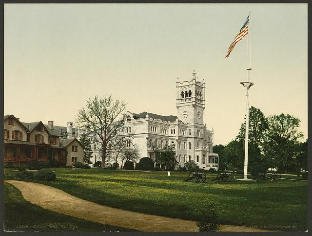 Soldiers Home, Washington, DC 1898