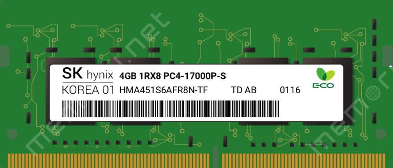 HMA451S6AFR8N-TF