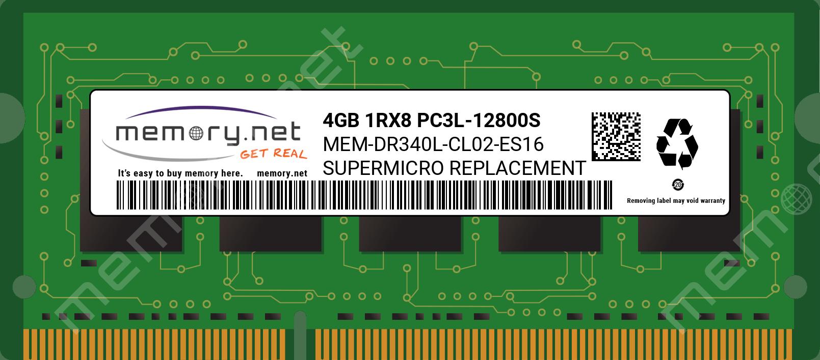 MEM-DR340L-CL02-ES16
