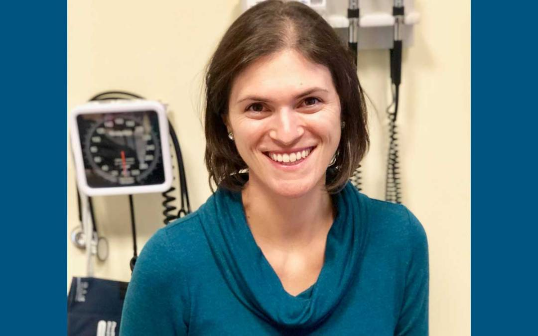 The Great Challenges and Rewards of Caring for Alzheimer's Patients: Nurse Practitioner Brittany Dawson