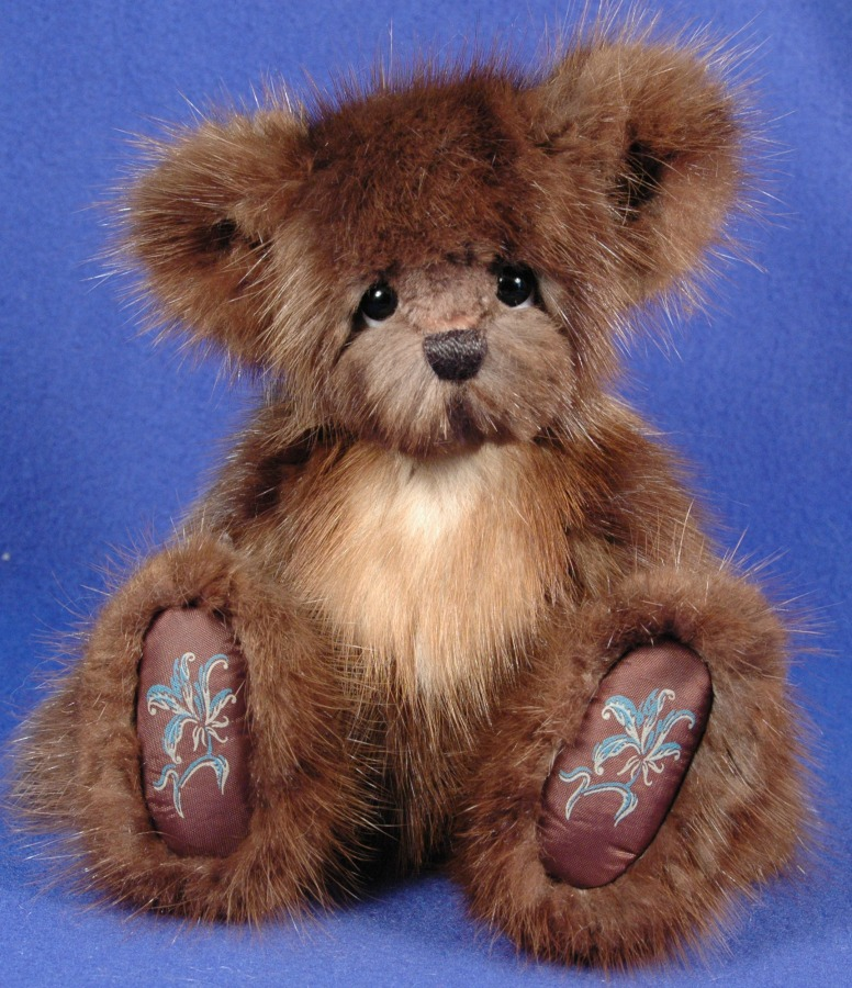 Mink Fur Bear from Fur Coat