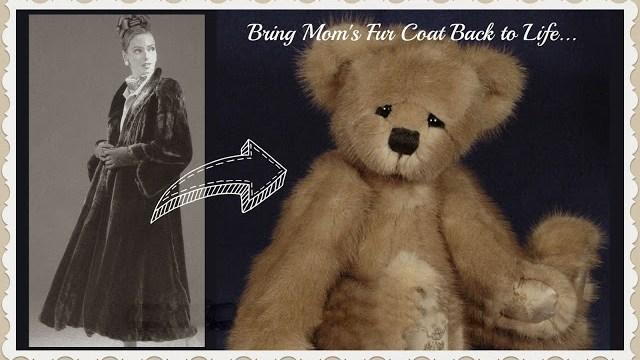 Bringing Mom's Fur Coat Back to Life
