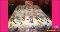 Ghostbusters Bedding : Memory Glands  Funny Nostalgic Photos