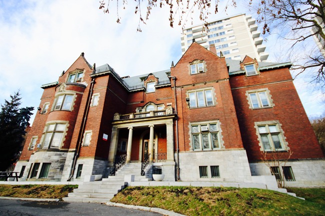Davis House McGill