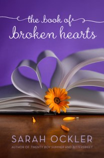 Ockler the book of broken hearts