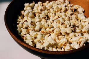 The Best Butter Free Popcorn