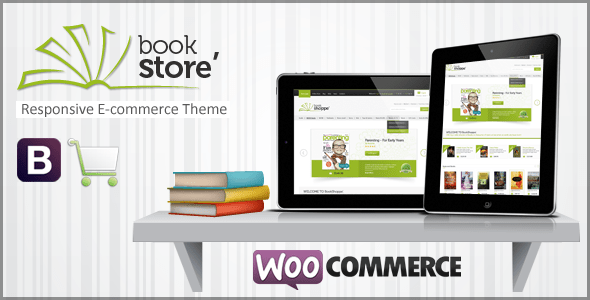 bookstore affiliate wordpress theme