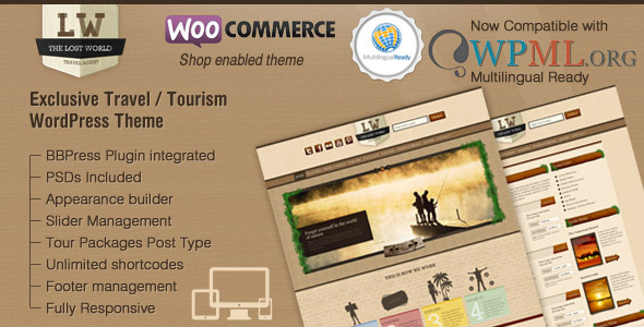 world wordpress theme