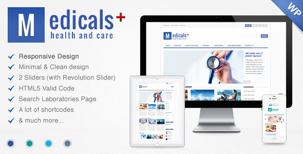 medicals wordpress theme