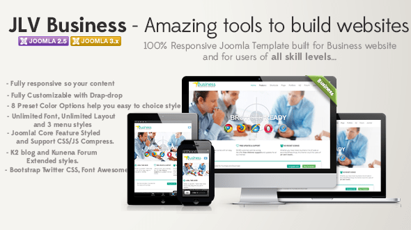 business-joomla-template
