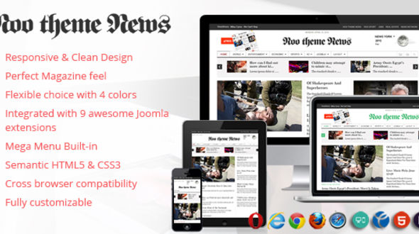 noo-news-joomla-template