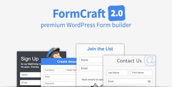 formcraft-wordpress-pluin
