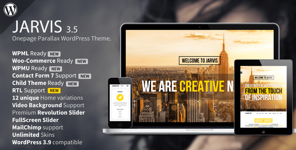 jarvis-wordpress-theme