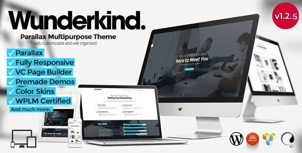 wunderkind-parallax-wordpress-theme