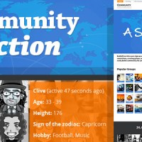 community junction social theme